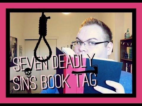 Seven Deadly Sins | BOOK TAG