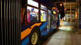mta bus company 2016 new flyer xd60 xcelsior artic 5405 5382 on the q10