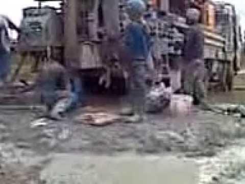 Waterproject Ghana Drilling 1
