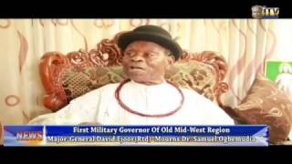 First Military Gov. Of Old Midwest Region Mourns Late Samuel Ogbemudia
