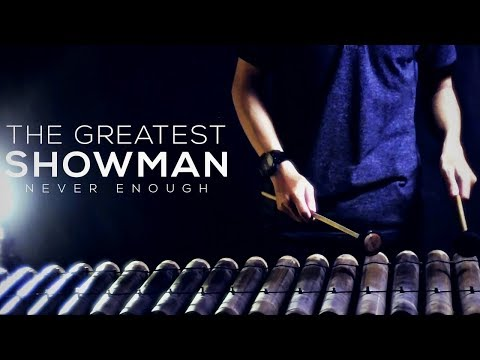 The Greates Showman - Never Enough ( Gamelan Version )