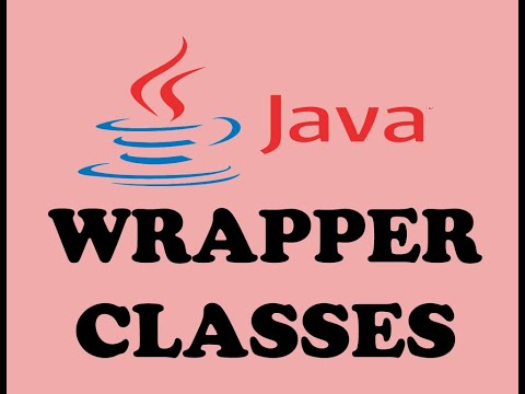 WRAPPER CLASSES IN JAVA PROGRAMMING (URDU / HINDI)