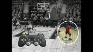 NBA Live 07 PlayStation 2 Clip - Freestyle Superstars
