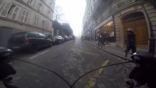 Montmartre par la Rue Lepic