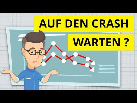 Die nächste Finanzkrise kommt: Solltest du auf den nächsten Börsencrash warten oder investieren?