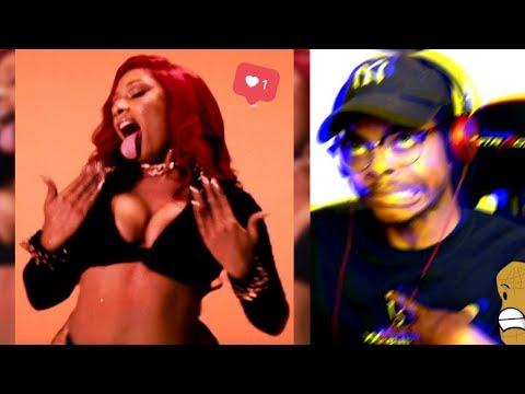 First Time Listening To Her | Megan Thee Stallion - Realer | Reaction
