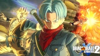 For The Future! History Of Trunks Special | Dragon Ball Xenoverse 2