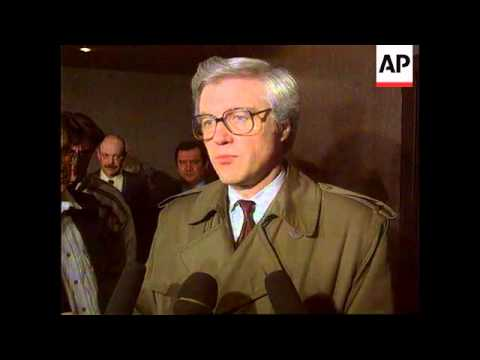 Russia - Vitaly Churkin on Bosnia