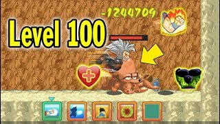 Ngọc Rồng Online - Thử Đi Tìm Kho Báu 1 Mình Tại Level 100