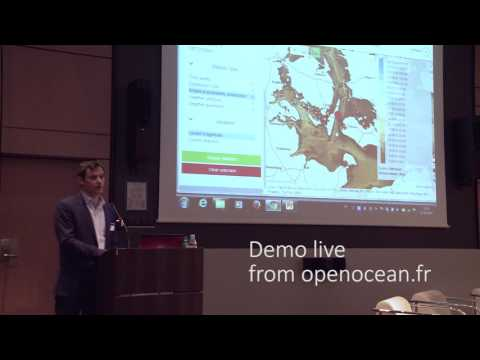 CMEMS use case: Opean Ocean, Marine Data Intelligence
