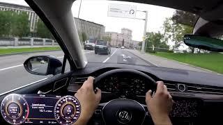 VW Passat красиво ушёл, а вы мечтали о другом!