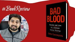 Bad Blood - Just get this book and read it NOW