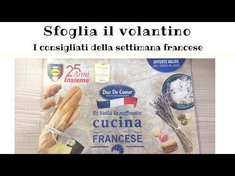 Sfoglia il volantino #1 - I consigliati della settimana francese | Lidl Italia
