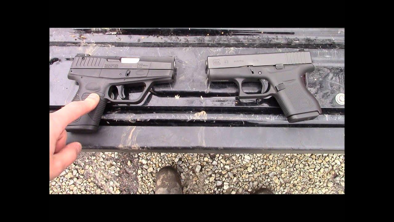 709 slim 9mm pistol - 709 Slim 9mm Pistol 43