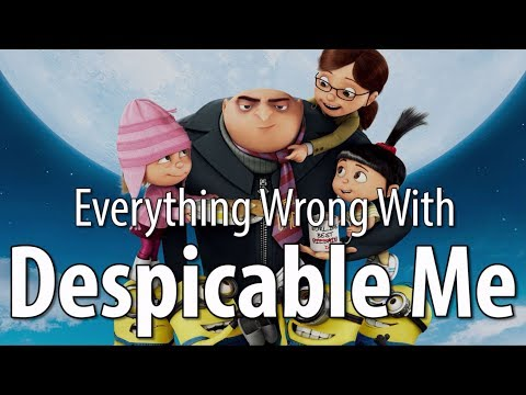 Thumbnail: Everything Wrong With Despicable Me In 19 Minutes Or Less