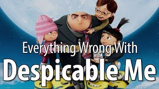Everything Wrong With Despicable Me In 19 Minutes Or Less by : CinemaSins