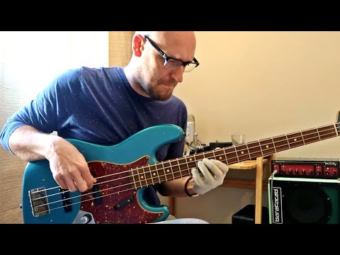 THE COOLEST BASS LICK EVER?