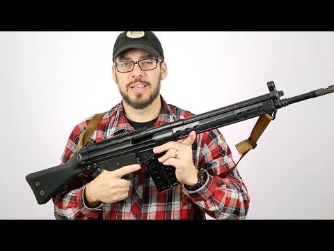 Should You Buy A Century C308 Battle Rifle? (G3, CETME, PTR Clone)