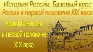 Россия в первой половине XIX века. Военные поселения. Урок 86