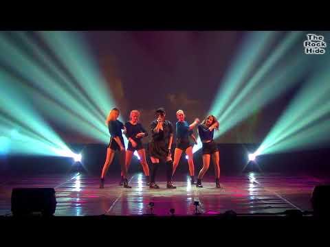 Asia Karaoke - TAIYO & Suavi Sol - BLACKPINK - Playing with fire [FreeTime-Fest 2018 (31.03.2018)]