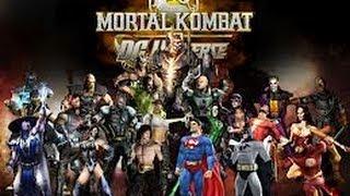 Mortal Kombat vs DC Universe (FilmGame Fin HD Fr)