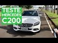 BRCARRO - Teste Mercedes C200
