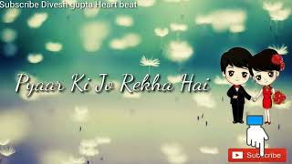 Main Ek Baar nahi Baar Baar Dekha Hai WhatsApp status video old song