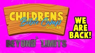 Children Bible camp 3.0 (2021)