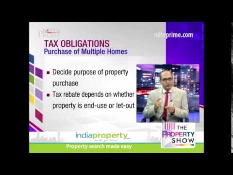 Joint ownership & income tax deductions