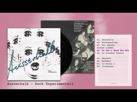 Ausserhalb - Rock Experimentell (1983) [Full Album]  Dark NDW