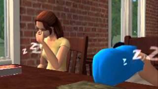Partie 0 - Sims série française - X-Friends - Le générique d'ouverture