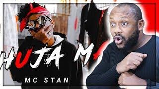 MC ST∆N - KHUJA MAT | OFFICIAL MUSIC VIDEO | 2K19 (EMIWAY DISS TRACK) | REACTION!!!