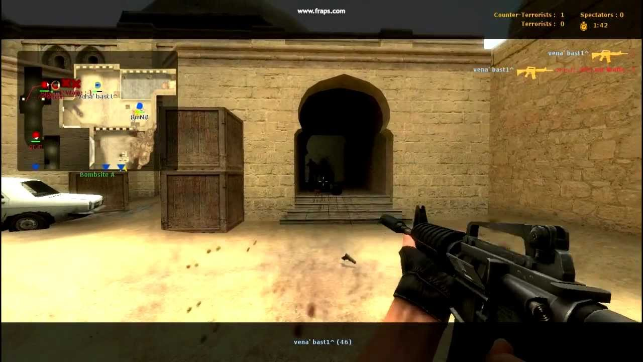Counter Strike: Source💕 - YouTube
