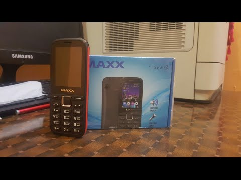 Maxx Music 2 Unboxing