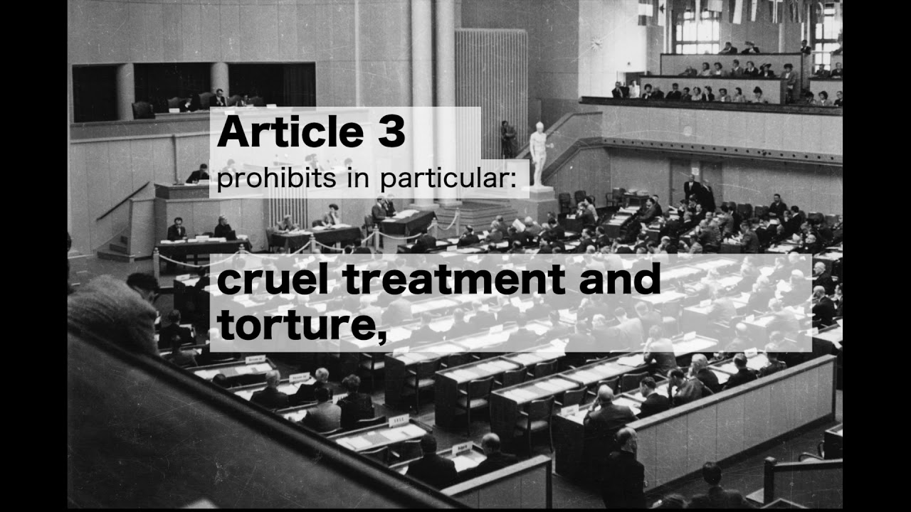 70 years of the Geneva Conventions - YouTube