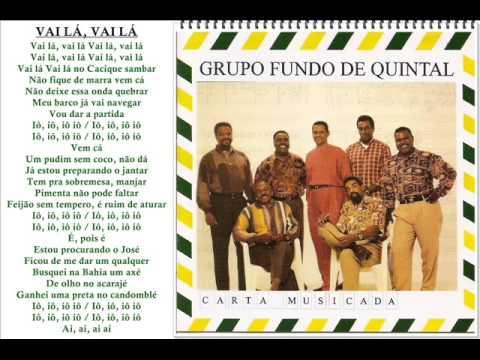 Fundo de Quintal - Vai la, Vai la