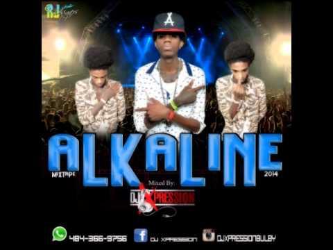 Alkaline Mixtape (By: Dj Xpression) - YouTube