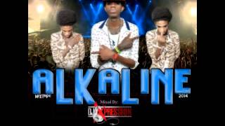 Alkaline Mixtape 2014 ||Mixed By: Dj Xpression||