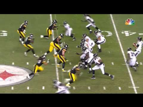 Breaking Down James Harrison