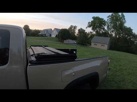 Are Cheap Bed Covers Any Good?? - Testing The GATOR PRO Tri-Fold Tonneau Cover!
