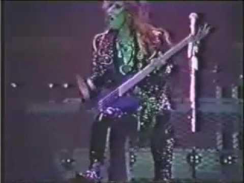X-Japan - Taiji Bass Solo