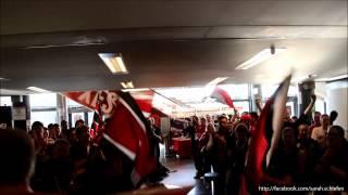 KEC vs Adler Mannheim 23 03 2014 Kölner Haie olé HD