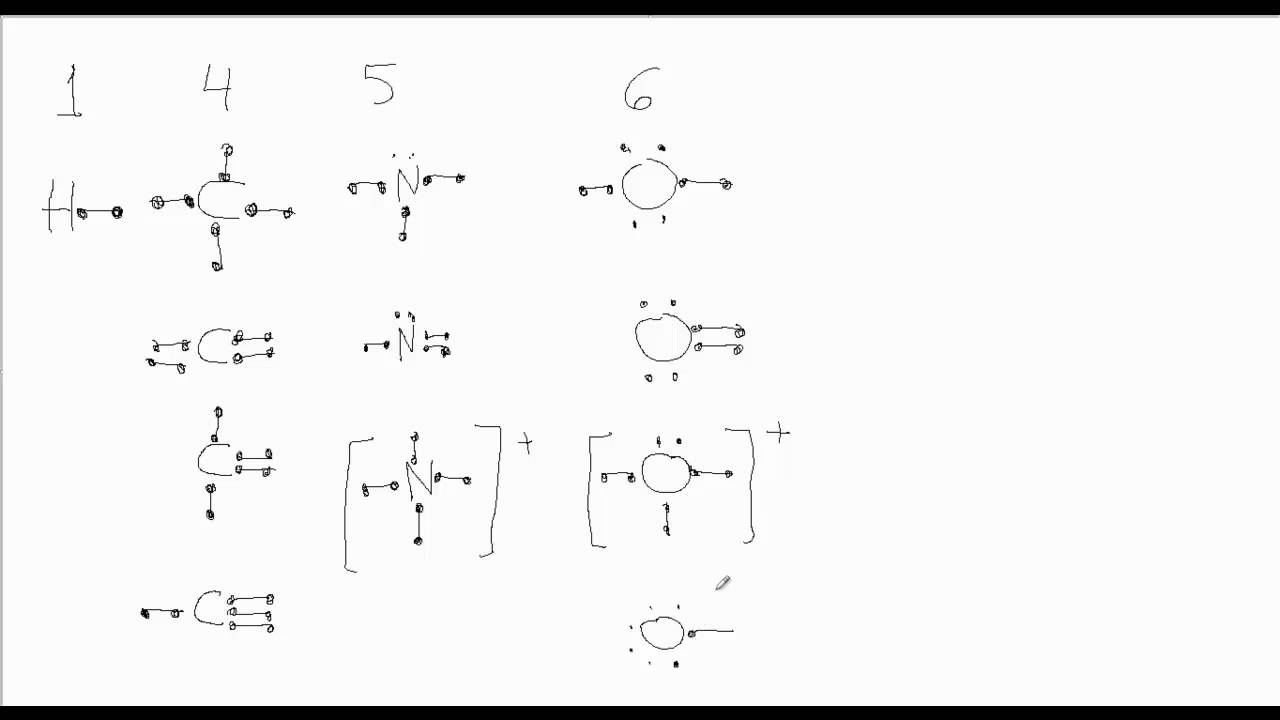Pictures Of C2f4 Lewis Structure Kidskunstinfo