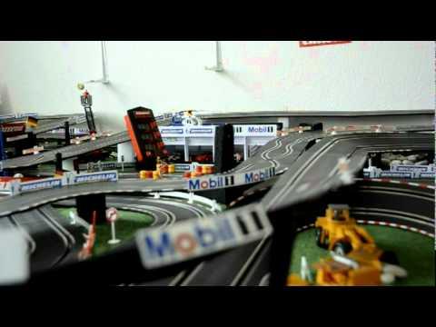 Carrera-Slot-Rennen