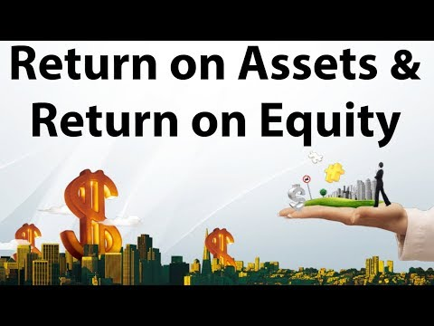 What is Return on Assets & Return on Equity for UPSC / SSC / RBI / RRB / NABARD