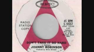 Johnny Robinson - Don