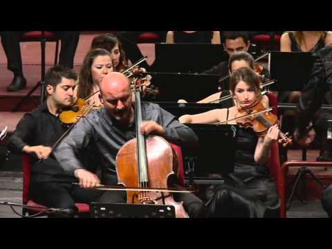 E.ELGAR CELLO CONCERTO CELLO:MELİH KARA 3.MOVEMENT