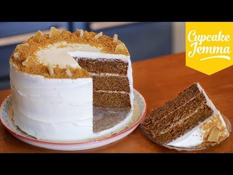 Jamaican Ginger Cake Recipe   Cupcake Jemma