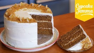 Jamaican Ginger Cake Recipe | Cupcake Jemma