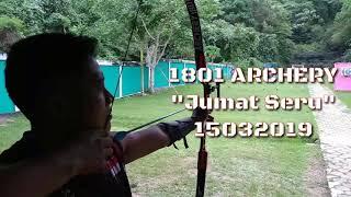 """Archery """"1801 Archery Push-Up Challenge"""""""